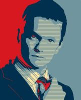 Barney Stinson for president by nuini