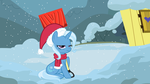 Hearth's Warming Trixie by NeutronAlchemist