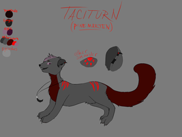 Taciturn's New Reference by SombreDemeanor