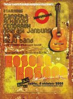 Kosong - Kosong Events 2008 by pontianakdeviant