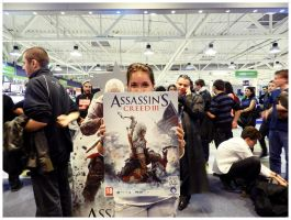 Assassin's Creed III Romanian Release by moonik9