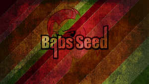 Babs Seed - grunged by pims1978