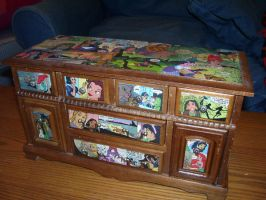 Disney Jewelry Box 2 by UnderdogGirl