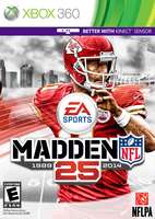 Madden 25 360 Alex Smith by chronoxiong