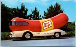 I Wish I Was An Oscar Mayer Weiner by peterpulp