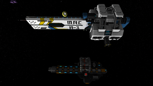 M.A.C. Station (Top) VS Emperor Turret (Bottom) by Dimcreaper