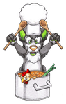 Little cook by danwolf15