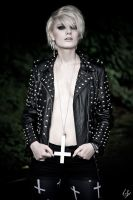 The white cross by TzR