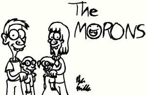 Scrapped Idea - The MORONS by Benjamillion