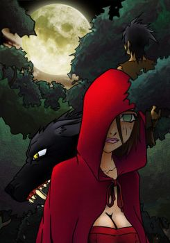 Red Riding Hood by spiritous