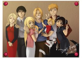 FMA - Picture Perfect by S-P-N