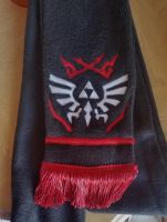 Hyrule Warriors -Dark Link Scarf by Misakochan