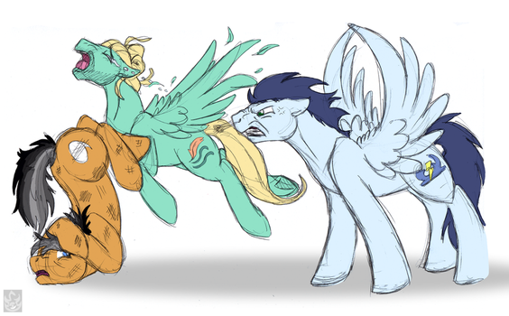 Get Your Own Mare! by StormBlaze-Pegasus