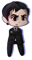 Aaron Hotchner by GeminiDoodle