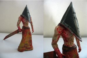 Pyramid Head by InsomniousMachinist