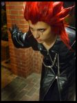 Axel - Weapon Summoning by KellyJane