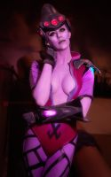 Widowmaker Cosplay - Overwatch II by wbmstr