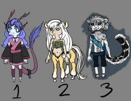 Adopts 3rd one OPEN AND RE-DONE by Kaiza-san