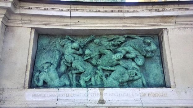 Relief on Heroes' square by utopia-dweller