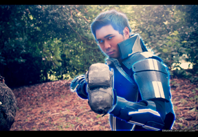 Kaidan Alenko Mass Effect 3 Cosplay: Reave by ManticoreEX