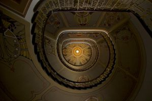Pic of the day: Stairway to Heaven? by shari81