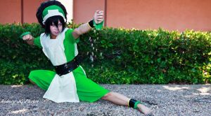 Toph Bei Fong by IrritusLamia