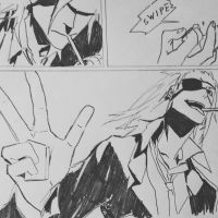Dogs Bullets And Carnage Badou #3 by bangboss45