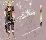 Adopt11 : Mice boy - Auction [CLOSED] by Avaloki
