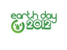 Earth day 2012 logo by BradleyBlazed