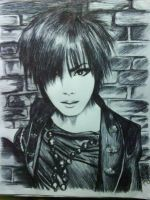 kai the Gazette by kujinihayashi