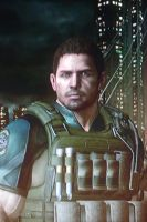 Chris Redfield Campaing Screenshot by redfield37