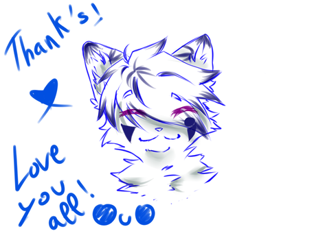 Thank you ! by dodiche