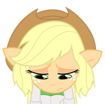 [EG] Sad Applejack by Spydol
