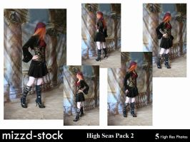 High Seas Pack 2 by mizzd-stock