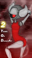 2 Years by RagingDroidX