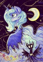 Pony Luna. by FreeSavanna