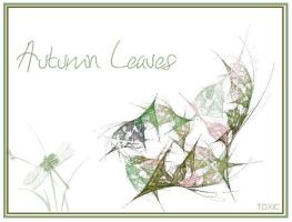 Autumn Leaves by ukt0xic