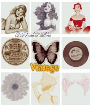 +Vintage by BefearlessEditions