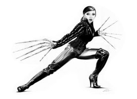 Lady Deathstrike by DiRi