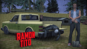 Ramon-Tito by DiegoGraphics