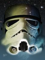 Classic Stormtrooper by soonergriff