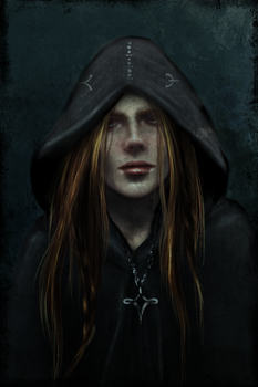 Young Albus by Patilda