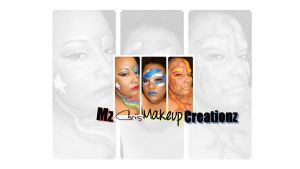 makeup Collage by MzChrisCreatez