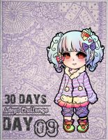 .: 30Days Adoptable Challenge - Day 09 {Closed} :. by Biiiscoito