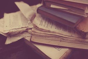Old Books.. by Livi--x