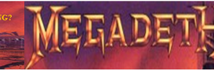 Megadeth Peace Sells Banner by Nevermind0309