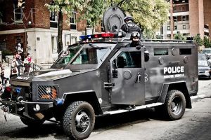SWAT Team at the G20 by swmoody