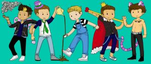 Niall in 1Dland...? by OutskirtsOfInsanity