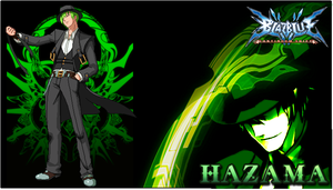 Hazama PSP Wallpaper by Chipp-Zanuff