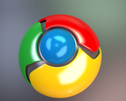 Chrome icon by andr3a-00